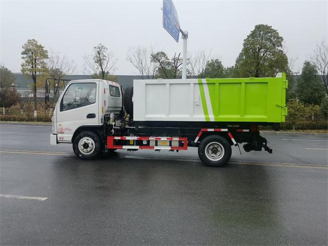 凯马5方环卫垃圾车