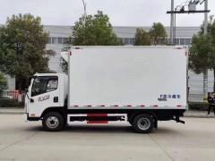 4.2米冷藏车