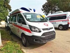 V362新全顺救护车性价比高