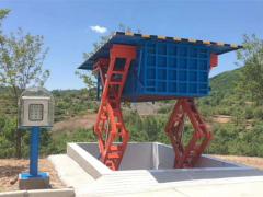 6方水平地埋压缩式垃圾站优势评测