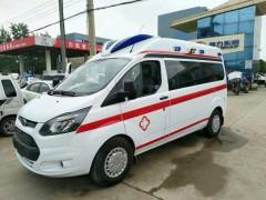 国六新全顺V362救护车引领时代