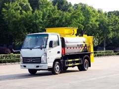 陕西太原陈总网签一台3吨餐厨垃圾车发车