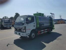 东风5吨餐厨垃圾车