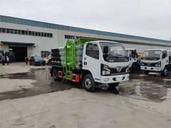 东风3吨餐厨垃圾车