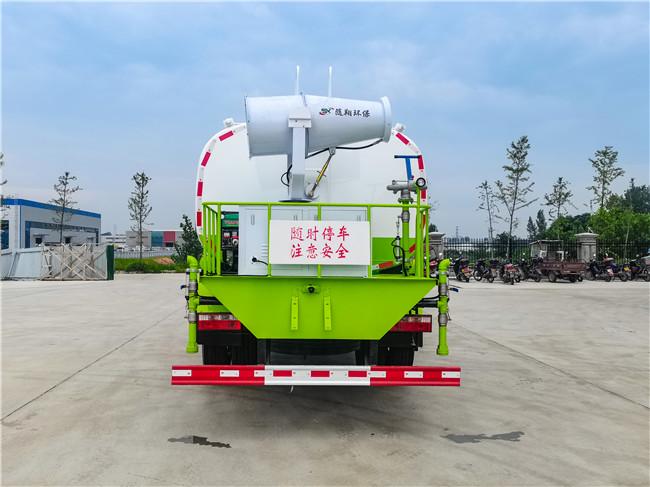 东风14吨雾炮洒水车