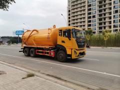 湖北程力淤泥运输车
