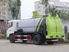 东风7方餐厨垃圾车参数评测