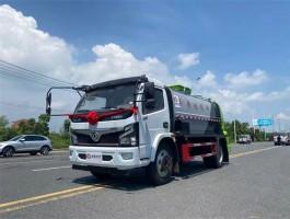 东风福瑞卡8吨餐厨垃圾车